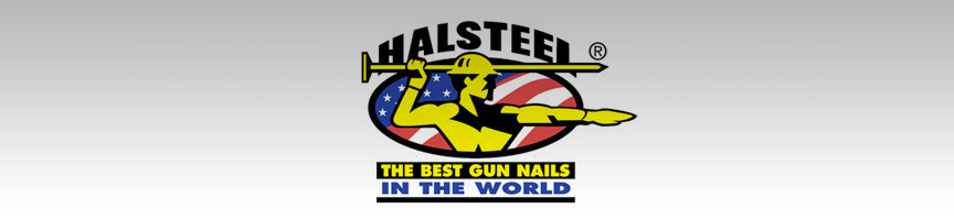 Halsteel, the best gun nails in the world
